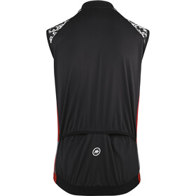 assos Mille GT Veste Printemps Automne sans manches, national red
